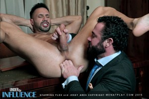 MenAtPlay Under The Influence (Flex Xtremmo and Jessy Ares (10)