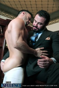 MenAtPlay Under The Influence (Flex Xtremmo and Jessy Ares (3)