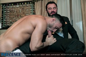 MenAtPlay Under The Influence (Flex Xtremmo and Jessy Ares (8)