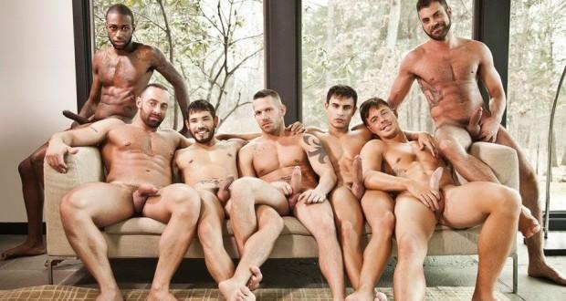 orgía gay acompañantes sexuales