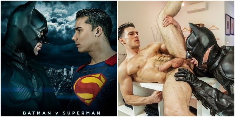Gay Superman Porn