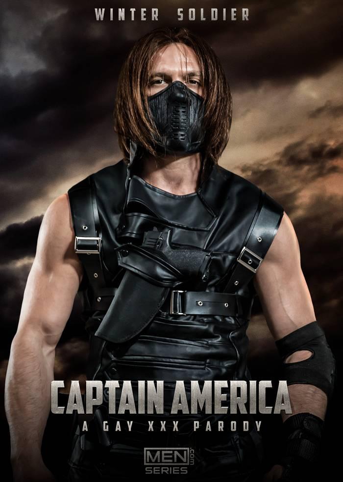 Captain a xxx parody america