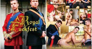 A Royal Fuckfest - Filme Gay Completo