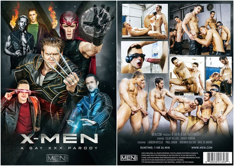 from Ronan x men gay