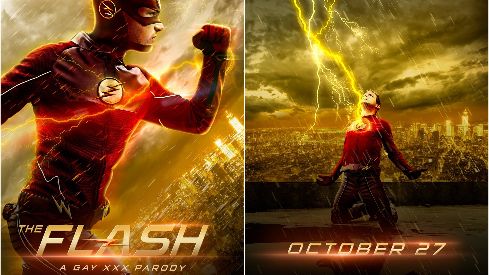 The Flash Xxx