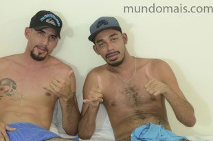 Robson e Augusto - MundoMais