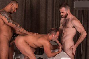 Matthew Bosch, Jason Vario & Luke Adams - Arrombado pelos policiais