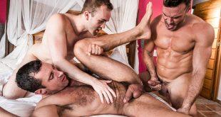 Nick Capra, Jackson Radiz & Manuel Skye