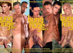 Hung Huge - Trilogia - Filme Gay Completo