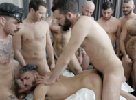 Ian Greene Gangbang - Part 1