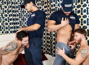Save Me - Allen Lucas, Damien Stone, Diego Sans & Max Wilde