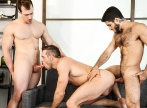 Couples Counseling (Diego Sans, Alex Mecum and Blake Hunter)