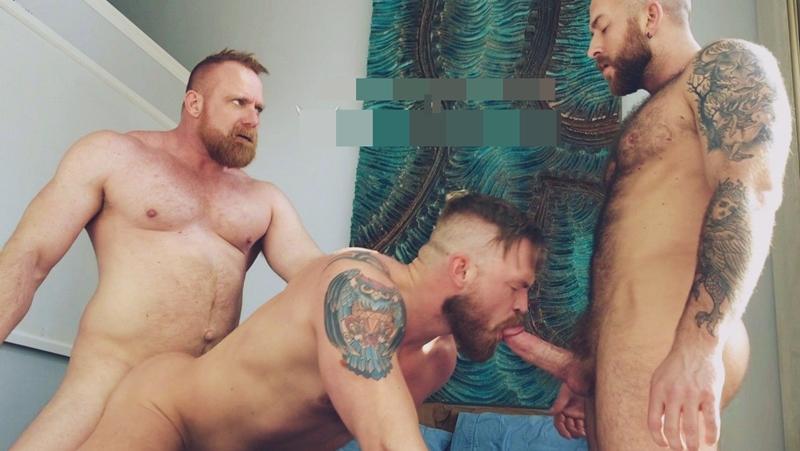 gay Orso orgia porno