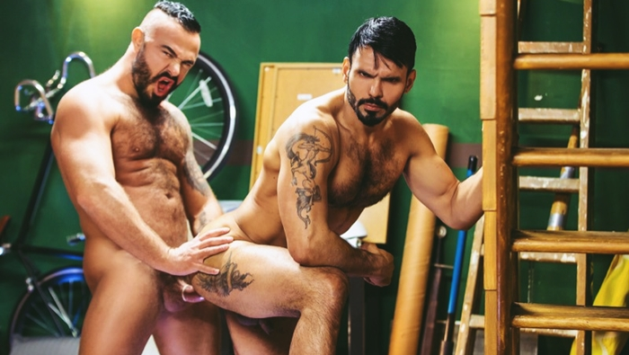 Good Times (Jean Franko and Jessy Ares Flip-Fuck)