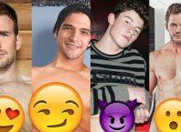 Chris Evans, Tyler Posey, Shawn Mendes, Chris Pratt, Chris Pine, Darren Criss, Gerard Butler, Jake Gyllenhaal & Ryan Reynolds Naked - Famous Nudes