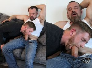 Swallowing Daddy - Max Sargent & Scott Riley