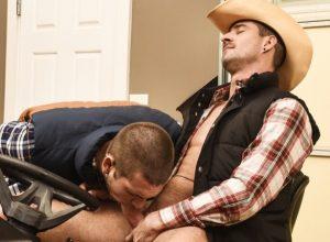 The Ranch Hand, Part 1 (Sean Maygers Fucks Allen Lucas)
