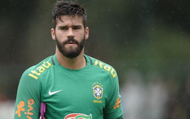 Alisson (Brasil) Copa do Mundo Russia 2018