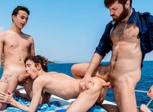 Sea Sex and Sun Episode 1 - Erwan Lamour, Doryann Marguet & Paul Delay