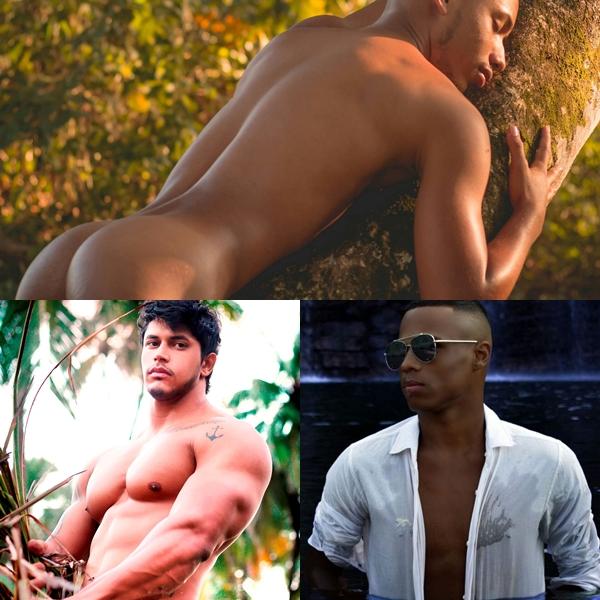 Victor Santos,Luan Luiz,DimitriFernandes
