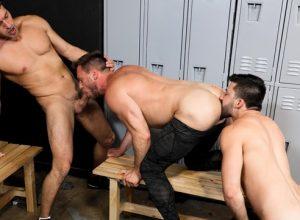 International Big Dick - Alexander Garrett, Hans Berlin & Scott DeMarc