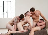 Tag-Teaming Dante (Carter Woods, Markie More, Johnny Hill and Dante Martin)