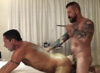 Rocco Steele fucks Nick Capra