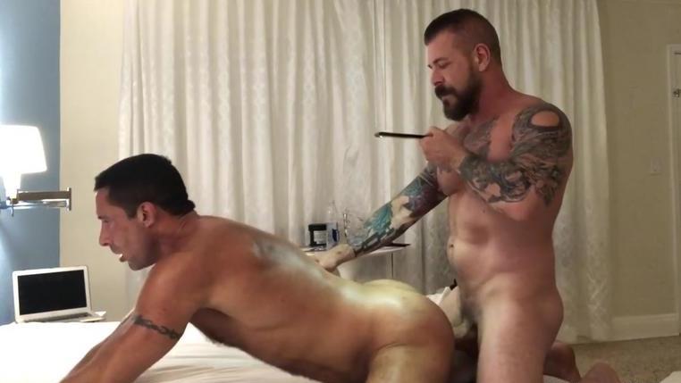 Rocco Steele fucks Nick Capra