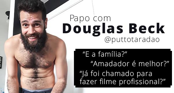 Rafael Bastos entrevista Douglas Beck