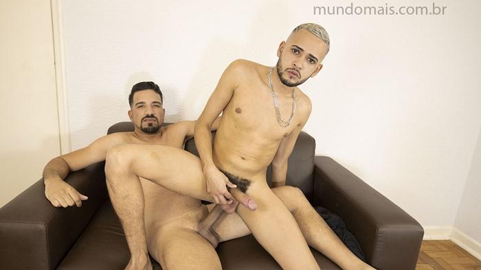 Mundo Mais - Diego Wolf e Gui Silva (Bareback)